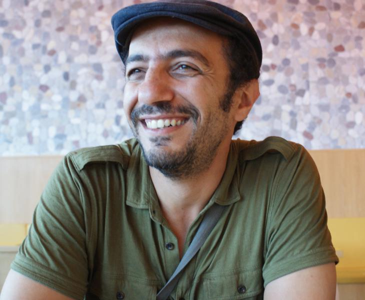 Khaled Diab (photo: Khaled Diab)