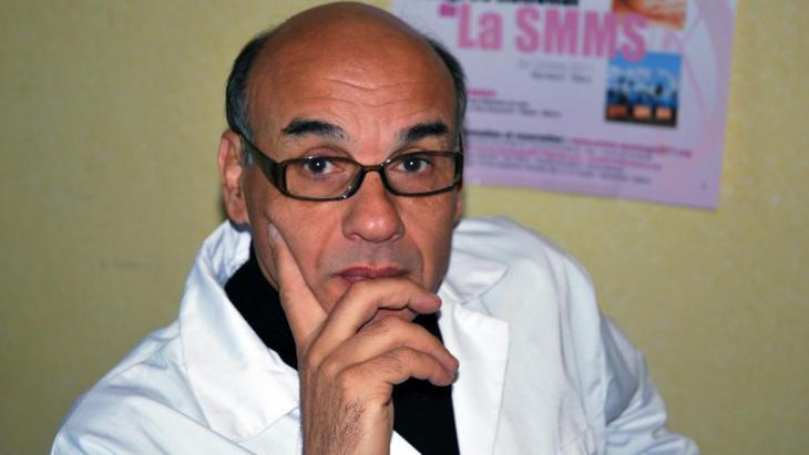 Chafik Chraibi; Foto: Siham Ouchtou/DW