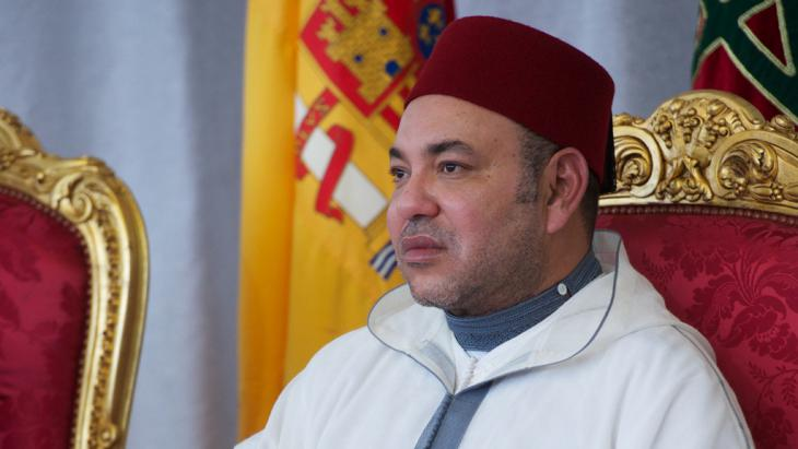 Mohammed VI.; Foto: Getty Images