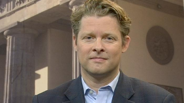 Islamismusexperte Guido Steinberg, Foto: DW