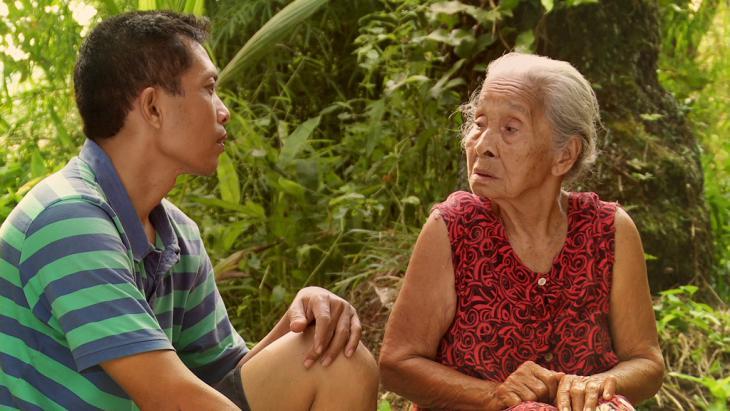 Adi und seine Mutter. Foto: Dogfoof