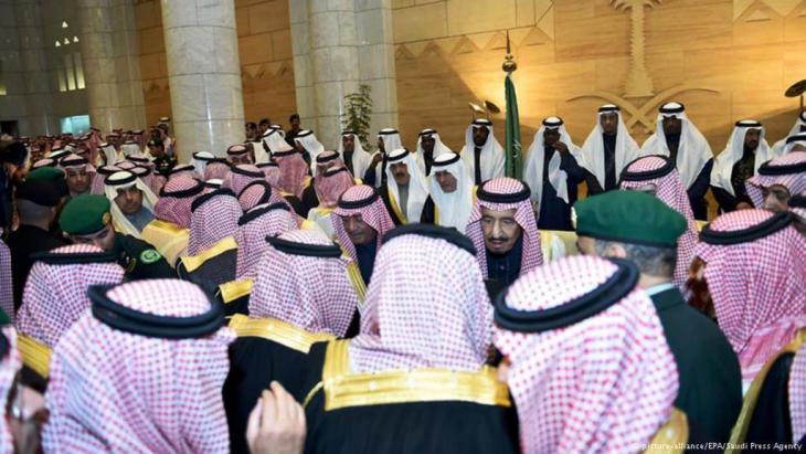 Foto: picture-alliance/EPA/Saudi Press Agency