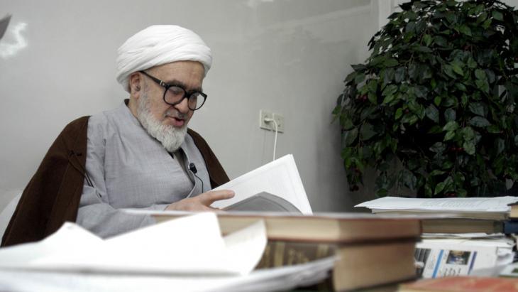 Großayatollah Ali Montazeri; Foto: Getty Images