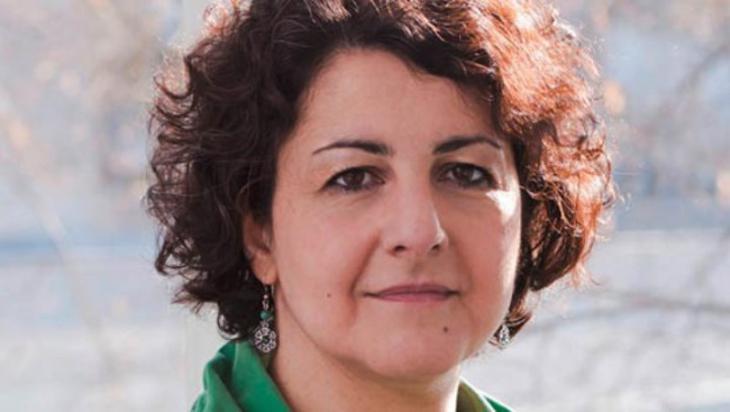 Emel Zeynelabidin; Foto: Emel Zeynelabidin