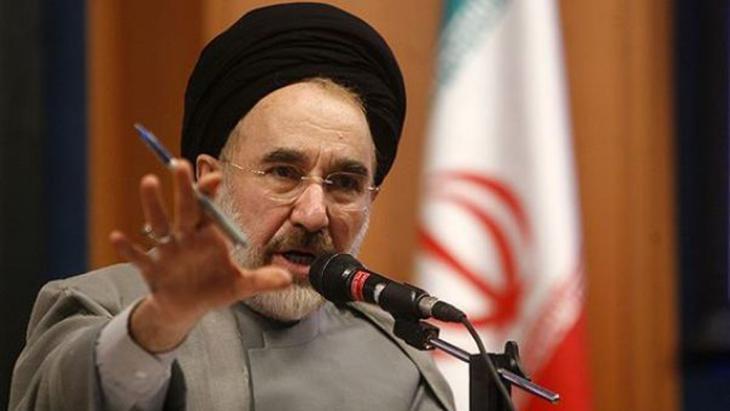 Iranischer Reformpolitiker und Ex-Präsident Mohammad Khatami; Foto: ISNA
