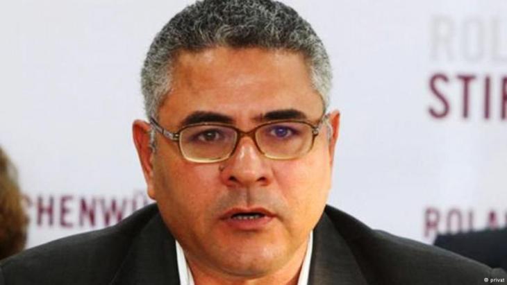 Menschenrechtsanwalt Gamal Eid; Foto: