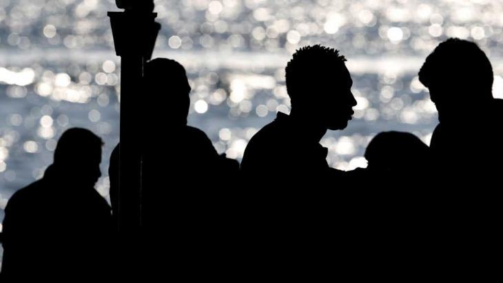 Symbolbild Bootsflüchtlinge auf dem Mittelmeer; Foto: Reuters