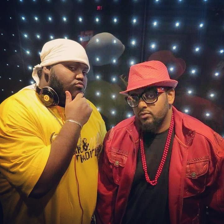 "Saudisches Hip-Hop-Duo ""Blak R""; Foto: ""Blak R"""