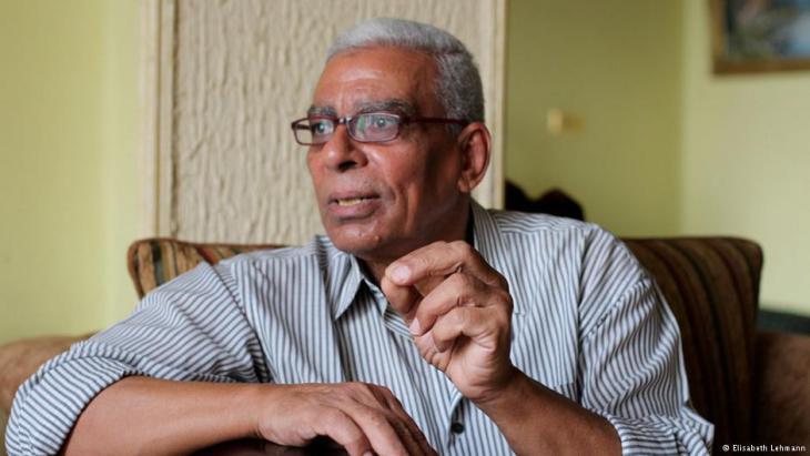 Asem Abdel Moaty; Foto: Elisabeth Lehmann