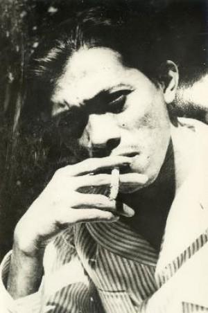 Der indonesische Dichter Chairil Anwar; Foto: wikipedia