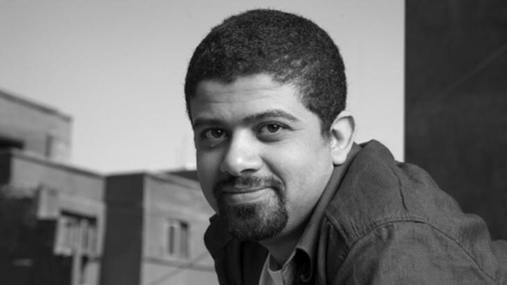Der ägyptische Filmregisseur Ahmad Abdallah; Foto: Cairo International Film Festival/Ahmad Abdallah