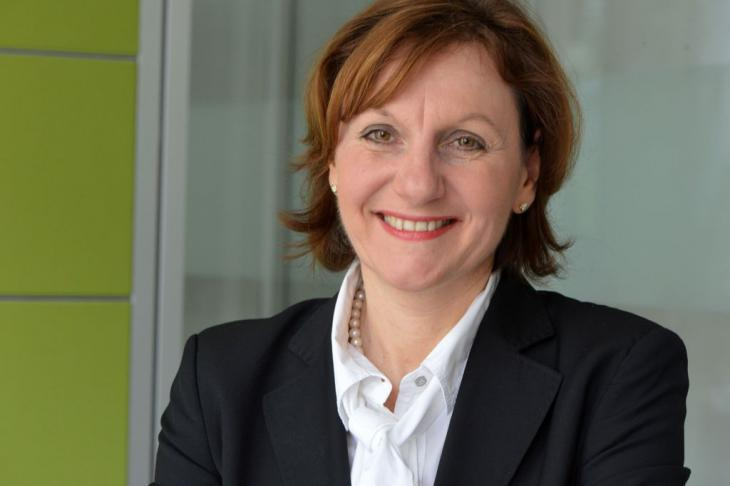 Prof. Dr. Christine Langenfeld, Vorsitzende des Sachverständigenrats deutscher Stiftungen für Integration und Migration.