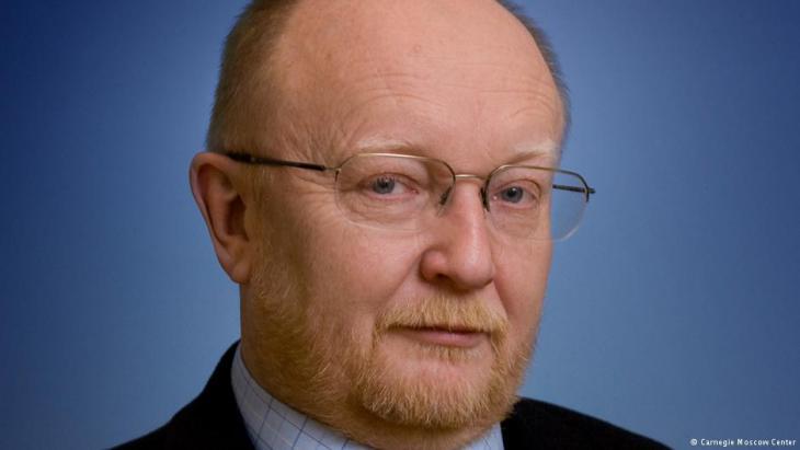 Alexej Malaschenko, Orientalist vom Moskauer Carnegie-Zentrum; Foto: Carnegie Moscow Center