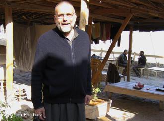 Der italienische Jesuitenpater Paolo Dall'Oglio; Foto: Arian Fariborz