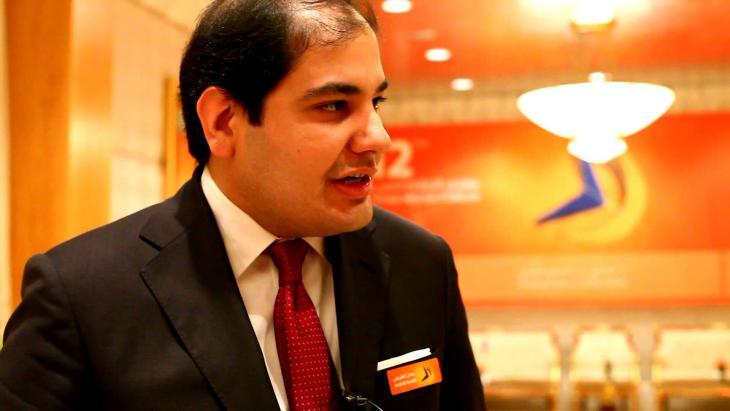 Adel al Toraifi ist Minister für Kultur und Information in Saudi-Arabien.  (photo: YouTube)