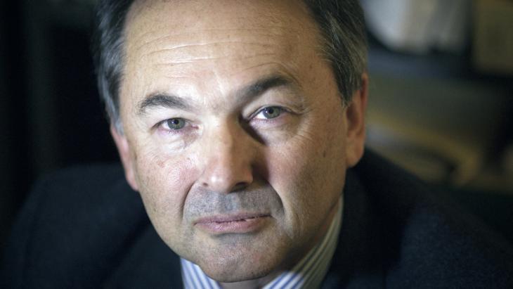 Der Pariser Politikwissenschaftler Gilles Kepel; Foto: Joel Saget/AFP/Getty Images