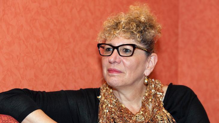 Die israelische Schriftstellerin Lizzie Doron; Foto: picture-alliance/M. Reither/picturedesk.com