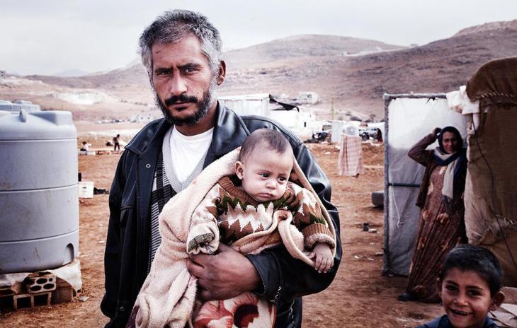 """Leila Alaouis Fotoprojekt """"Natreen"""" (""""We are waiting""""); Foto: Leila Alaoui"""