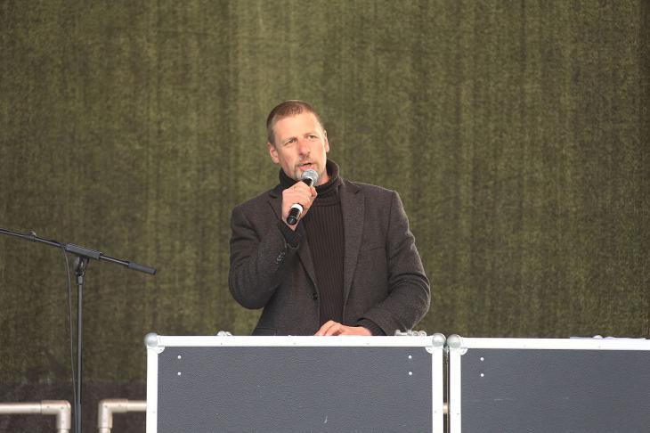 Götz Kubitschek; Foto: Metropolico.org