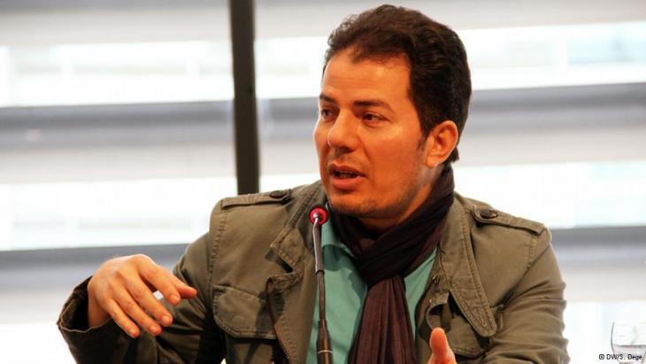 Hamed Abdel-Samad; Foto: Deutsche Welle