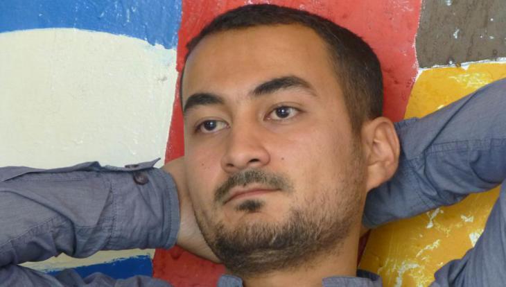 Der afghanische Schriftsteller Taqi Akhlaqi; Foto: dpa