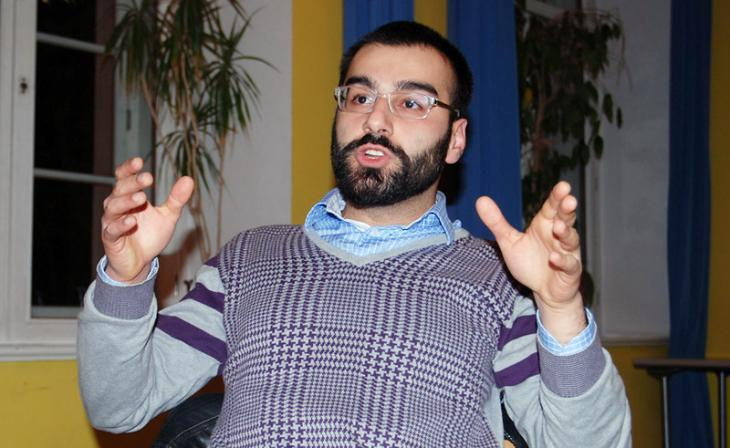 Ali Fathollah-Nejad (photo: Konrad Adenauer Stiftung)