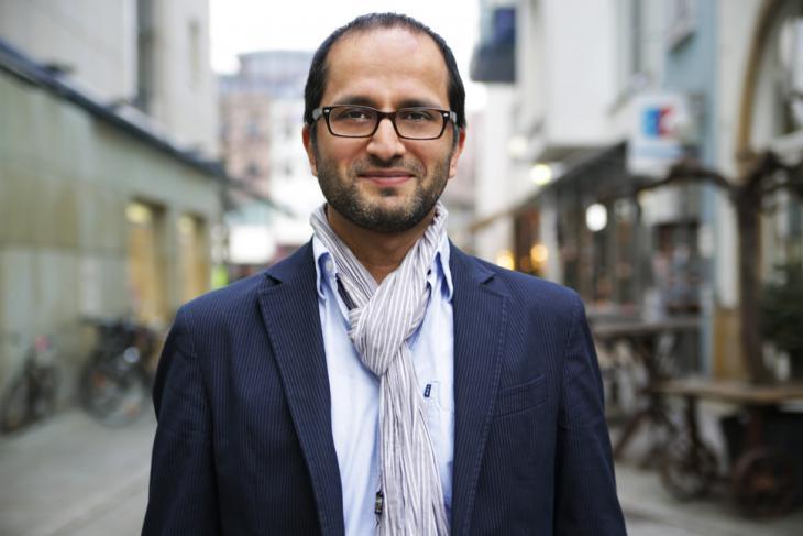 Hakan Tosuner, Leiter der Geschäftsstelle des Avicenna-Studienwerks; Foto: Avicenna Studienwerk