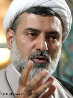 Der iranische Theologe Mohsen Kadivar; Quelle: Islam Diplomasi