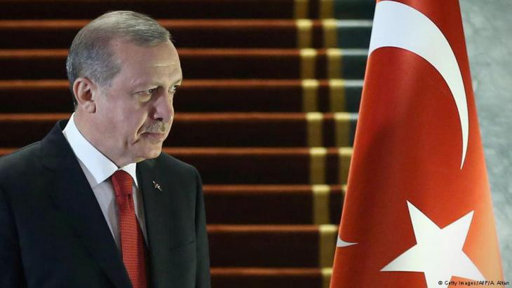 Turkey's president Recep Tayyip Erdogan (photo: Getty Images/AFP)