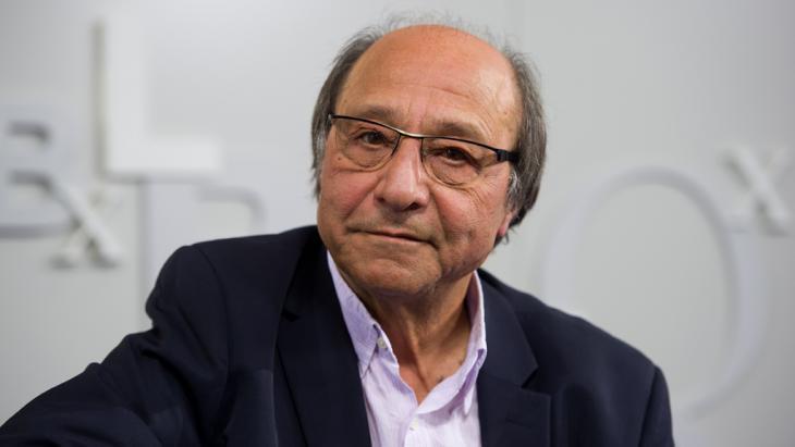 Der iranische Publizist Bahman Nirumand; Foto: picture-alliance/dpa-Zentralbild