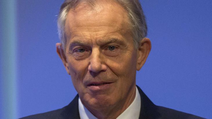 Der ehemalige britische Premier Tony Blair; Foto: Reuters/B. McDermid