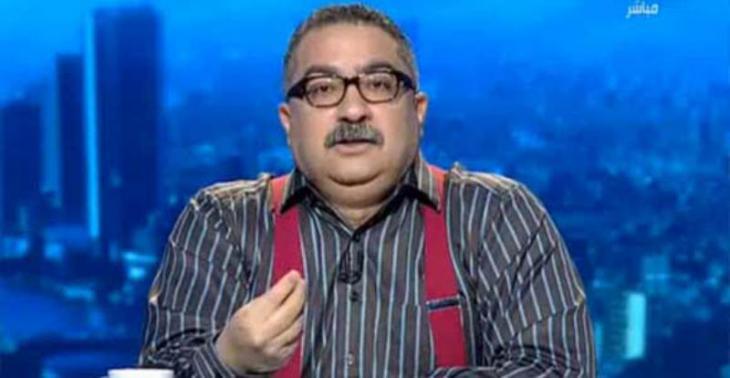 Der ägyptische Kolumnist Ibrahim Eissa; Foto: TV-Mitschnitt