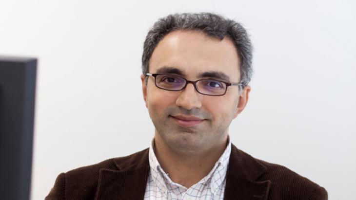 Der Türkeiexperte Yaşar Aydın; Foto: privat