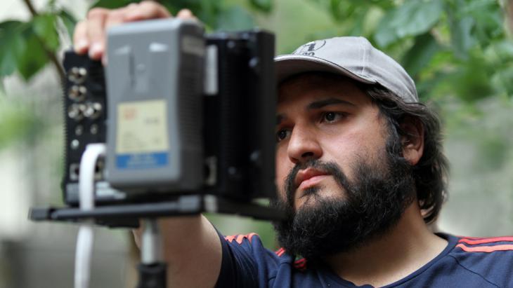 Der iranische Filmemacher Reza Dormishian; Foto: picture-alliance/dpa/Sammlung/Reza Dormishian