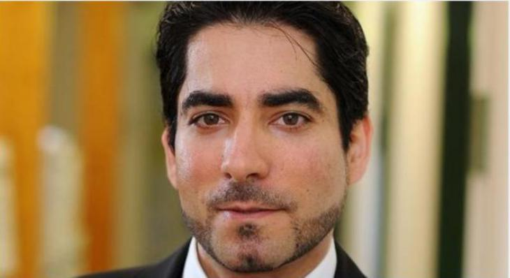 Der islamische Theologieprofessor Mouhanad Khorchide; Foto: Universität Münster/Peter Grewer