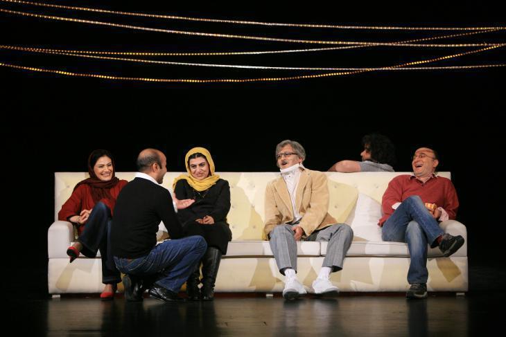 "Kohestani's production of Chekhov's ""Ivanov"""