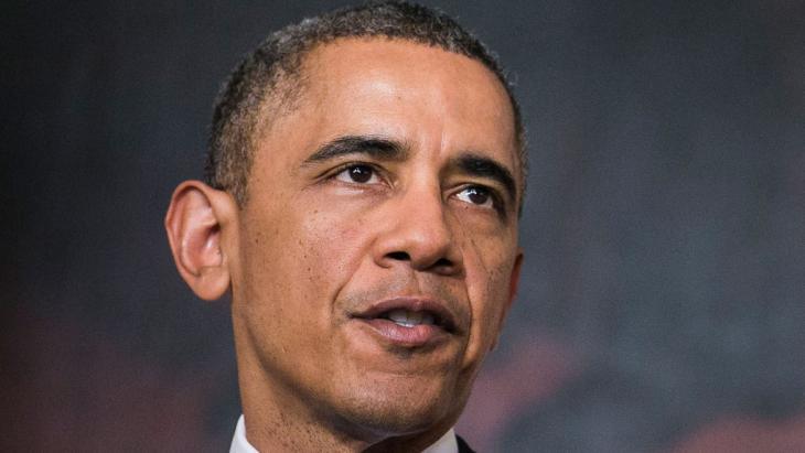 US-Präsident Barack Obama; Foto: T.J. Kirkpatrick-Pool/Getty Images