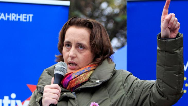 Beatrix von Storch; Foto:Getty Images/C. Koal