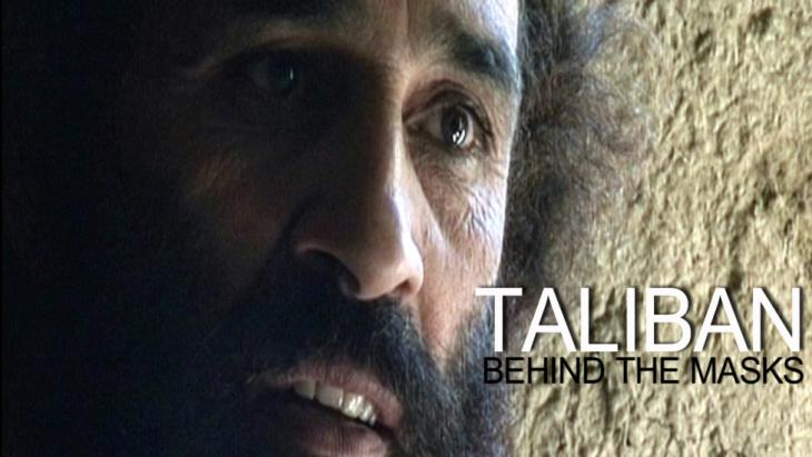 "Logo Filmdoku ""Taliban – Behind The Masks"""