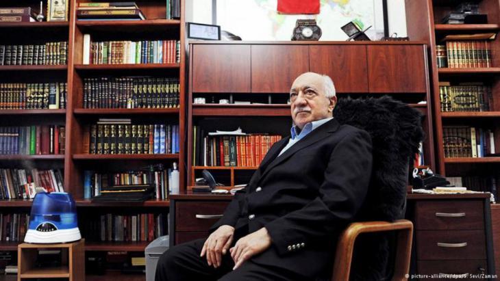 Prediger Fethullah Gülen. Foto: Reuters