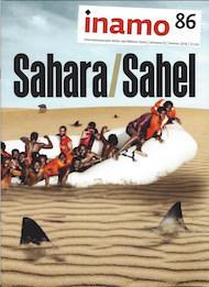 Inamo-Ausgabe »Sahara / Sahel«; Heft Nr. 86