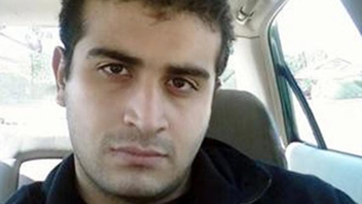 Orlando-Attentäter Omar Mateen; Foto:picture-alliance/AP