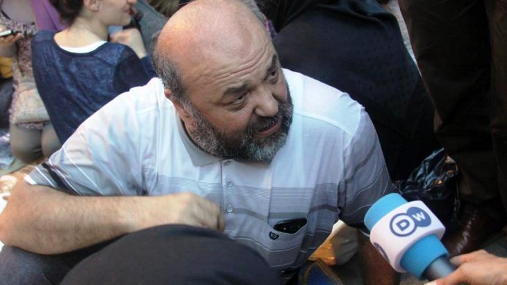 Der türkische Theologe İhsan Eliaçık; Foto: DW