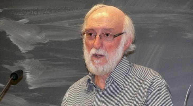 Mohammad Mojtahed Shabestari; Foto: Humboldt Universität Berlin