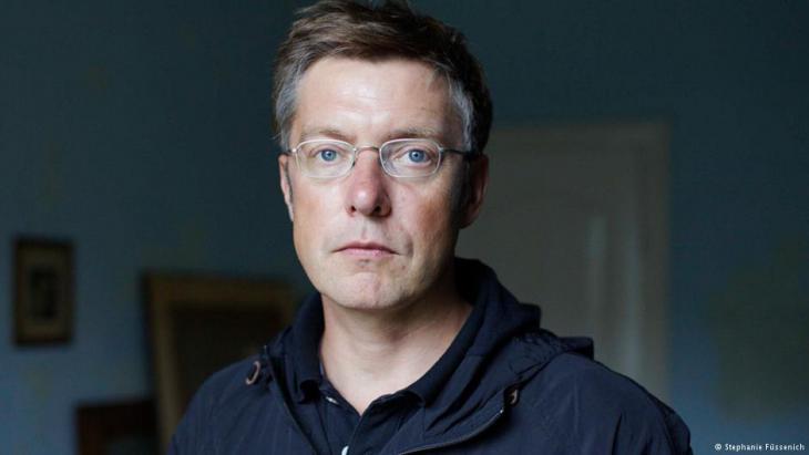 Theaterautor Björn Bicker