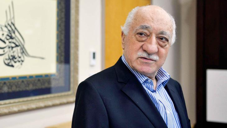 Fethullah Gülen in seinem Haus in Saylorsburg, Pennsylvania, am 29. Juli 2016; Foto: Reuters/C. Mostoller