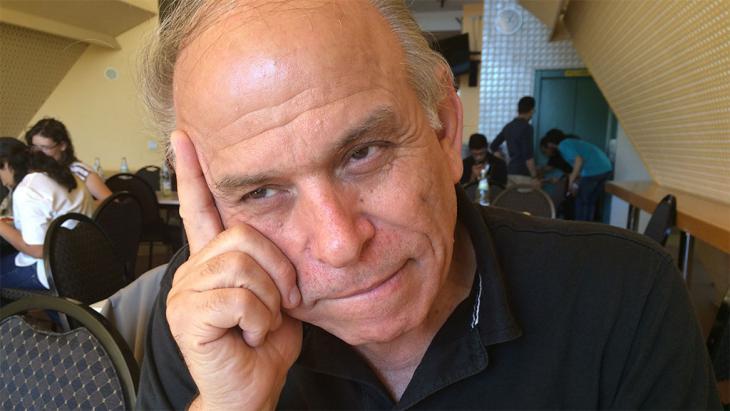 Dr. Fawzy El-Shamy, Gründer des AYPO; Foto: DW/G. Schließ