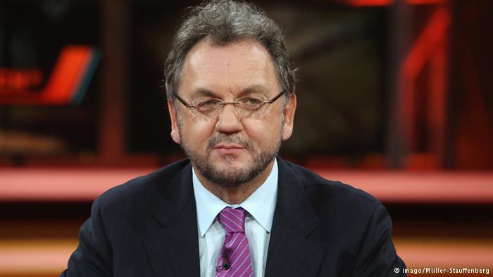 Jurist und Journalist Heribert Prantl