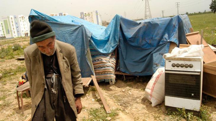 Armut vor den Toren Algiers; Foto: Bouadam Ratiba