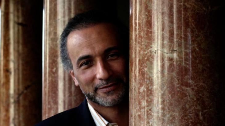 Islamwissenschaftler Tariq Ramadan; Foto: picture-alliance/dpa/A. Estevez
